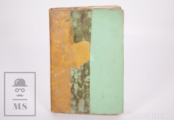 Libros antiguos: Antiguo Libro Revolución de Barcelona. Acontecimientos Septiembre 1843 - Manuel Saurí, 1844 - Foto 3 - 168575296