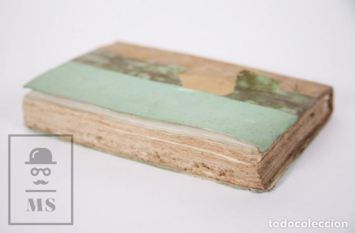 Libros antiguos: Antiguo Libro Revolución de Barcelona. Acontecimientos Septiembre 1843 - Manuel Saurí, 1844 - Foto 7 - 168575296