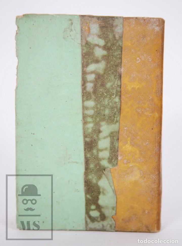 Libros antiguos: Antiguo Libro Revolución de Barcelona. Acontecimientos Septiembre 1843 - Manuel Saurí, 1844 - Foto 8 - 168575296