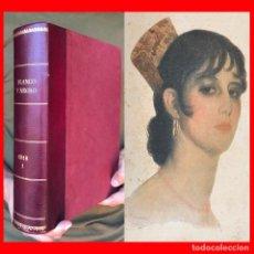 Libri antichi: AÑO 1918 REVISTA ILUSTRADA BLANCO Y NEGRO I - GUERRA - TOROS - FÚTBOL. Lote 209615855