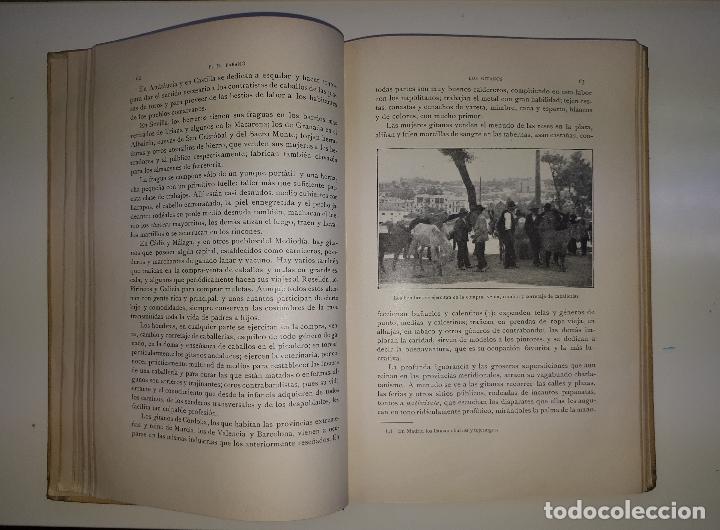 Libros antiguos: PABANÓ, F.M. HISTORIA Y COSTUMBRES DE LOS GITANOS 1915 Diccionario español-gitano - Foto 4 - 169222680