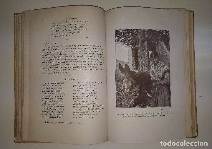 Libros antiguos: PABANÓ, F.M. HISTORIA Y COSTUMBRES DE LOS GITANOS 1915 Diccionario español-gitano - Foto 8 - 169222680