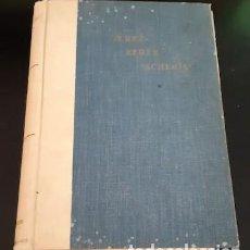 Livros antigos: JEREZ-XEREZ-SCHERIS, ORIGEN DE LA CIUDAD, POR M. M. GONZÁLEZ GORDON, 1935. Lote 170339500
