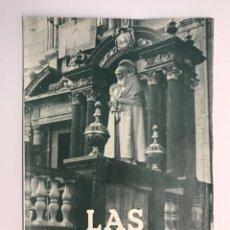 Libros antiguos: LAS ROCAS. VALENCIA POR, VICENTE FERRER OLMO. LIBRO LAS ROCAS DE LA PROCESIÓN DEL CORPUS..(A.1962). Lote 170379512
