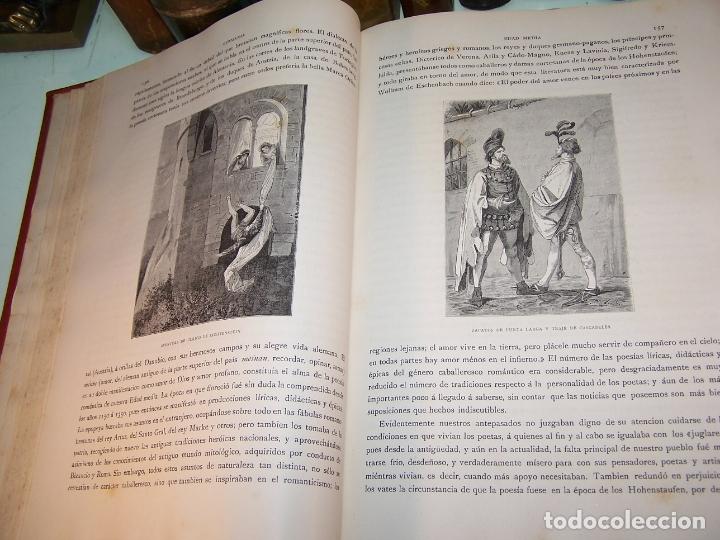 Libros antiguos: Germania. Dos mil años de historia Alemana. Juan Scherr. Barcelona. Montaner y Simón. 1882. - Foto 5 - 170864885