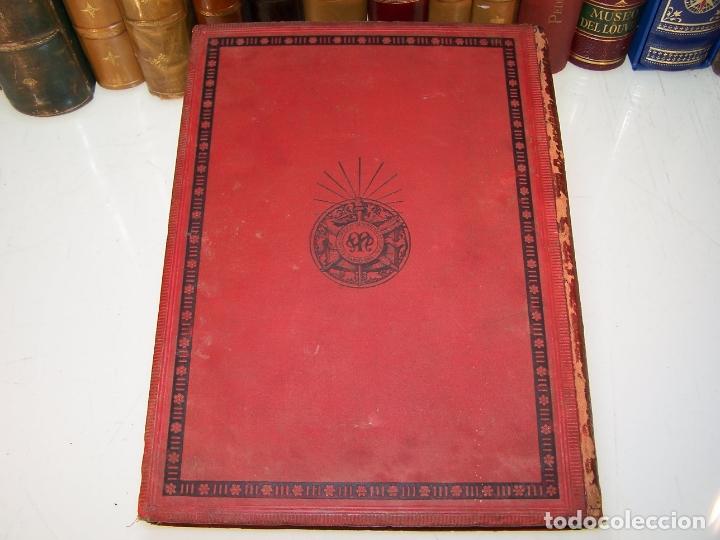 Libros antiguos: Germania. Dos mil años de historia Alemana. Juan Scherr. Barcelona. Montaner y Simón. 1882. - Foto 12 - 170864885