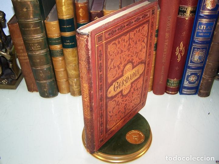 GERMANIA. DOS MIL AÑOS DE HISTORIA ALEMANA. JUAN SCHERR. BARCELONA. MONTANER Y SIMÓN. 1882. (Libros antiguos (hasta 1936), raros y curiosos - Historia Moderna)