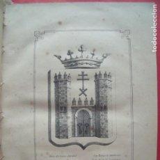 Libros antiguos: FERNANDO DE COZAR MARTINEZ.-HISTORIA DE BAEZA.-NOTICIAS Y DOCUMENTOS.-BAEZA.-JAEN.-AÑO 1884.. Lote 172002092