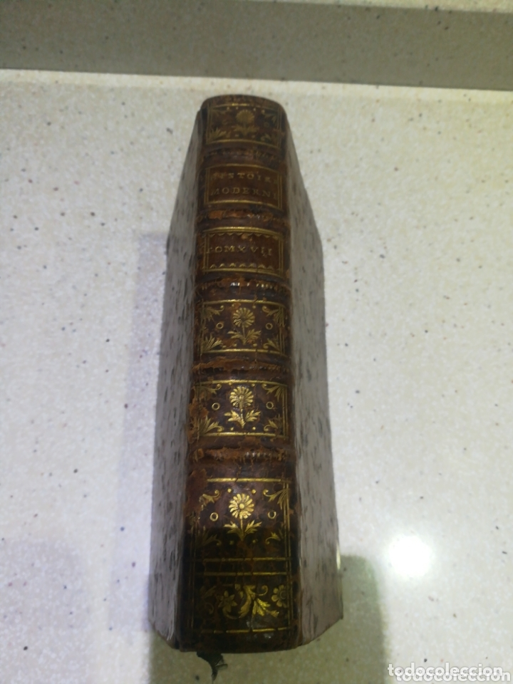 Libros antiguos: HISTORIE MODERNE 1770 - Foto 3 - 172373178