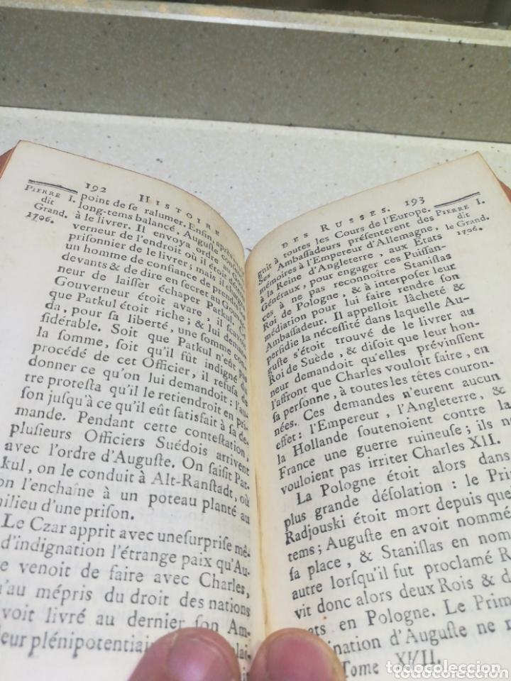 Libros antiguos: HISTORIE MODERNE 1770 - Foto 6 - 172373178