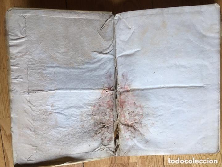 Libros antiguos: Libro Monarquía de España, escrita por el doctor don Pedro Salazar de Mendoza Tomo II. Madrid 1770 - Foto 5 - 173525057