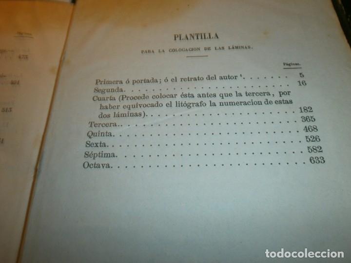 Libros antiguos: La inquisición, el Rey y el nuevo mundo 2 tomos Florencio Luis Parreño - Madrid 1862 medida 23,5X16 - Foto 9 - 173785059