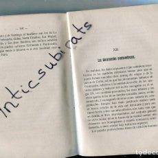 Libros antiguos: LIBRO AÑO 1914 PRIMERA TESIS SOBRE CRISTOBAL COLON QUE ERA GALLEGO DE GALICIA . Lote 175367397