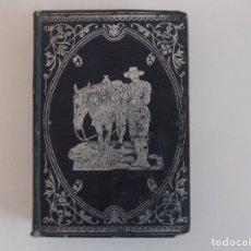 Libros antiguos: LIBRERIA GHOTICA. RARO LIBRO ORIGINAL DEL SALVAJE OESTE. TEN YEARS A COWBOY.1906. MUY ILUSTRADO. Lote 177491672