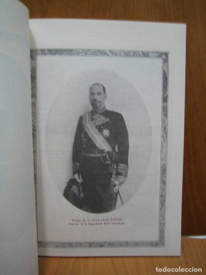Libros antiguos: Exposición Ibero Americana de Sevilla - Foto 5 - 178396837