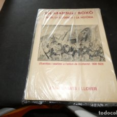 Libros antiguos: LIBRO EN MANSUET BOZO ENTRE LA LLEGENDA I LA HISTORIA MANRESA 1989 PESA 450 GR. Lote 178840563