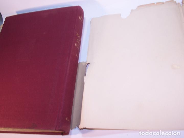 Libros antiguos: Historia del condado de Castilla. Fray Justo Pérez de Urbel. Firmado y dedicado. 3 tomos. 1944. - Foto 12 - 178907932