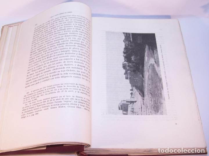 Libros antiguos: Historia del condado de Castilla. Fray Justo Pérez de Urbel. Firmado y dedicado. 3 tomos. 1944. - Foto 16 - 178907932