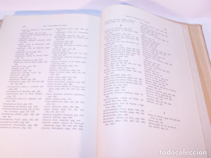 Libros antiguos: Historia del condado de Castilla. Fray Justo Pérez de Urbel. Firmado y dedicado. 3 tomos. 1944. - Foto 27 - 178907932