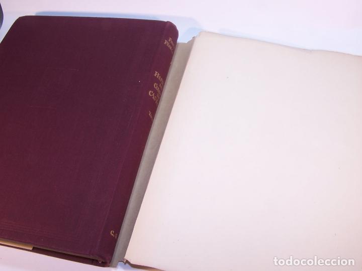 Libros antiguos: Historia del condado de Castilla. Fray Justo Pérez de Urbel. Firmado y dedicado. 3 tomos. 1944. - Foto 29 - 178907932