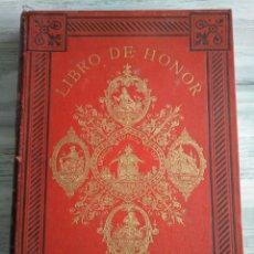 Libros antiguos: LIBRO DE HONOR DE LA EXPOSICIÓN INTERNACIONAL DE BARCELONA DE 1888 (1889). Lote 179046468