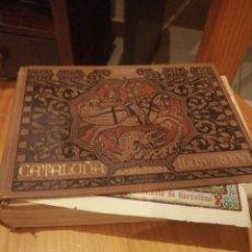 Libros antiguos: CATALUÑA ILUSTRADA . Lote 179092486