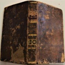 Libros antiguos: NAPOLEÓN O EL VERDADERO D. QUIXOTE DE LA EUROPA - TOMOS III Y IV - MADRID IMPRENTA IBARRA AÑO 1813. Lote 179183935