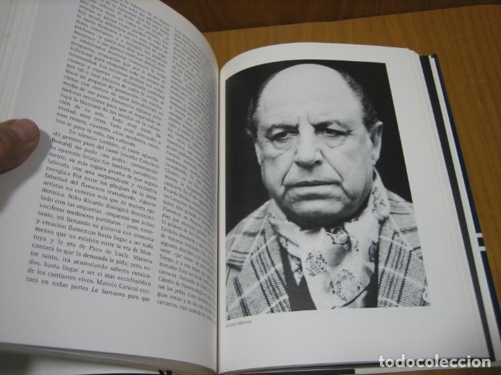Libros antiguos: Memoria del Flamenco por Félix Grande - Foto 6 - 179547602