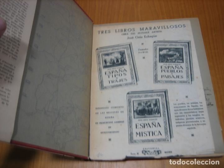 Libros antiguos: España pueblos y paisajes - Foto 4 - 179547676