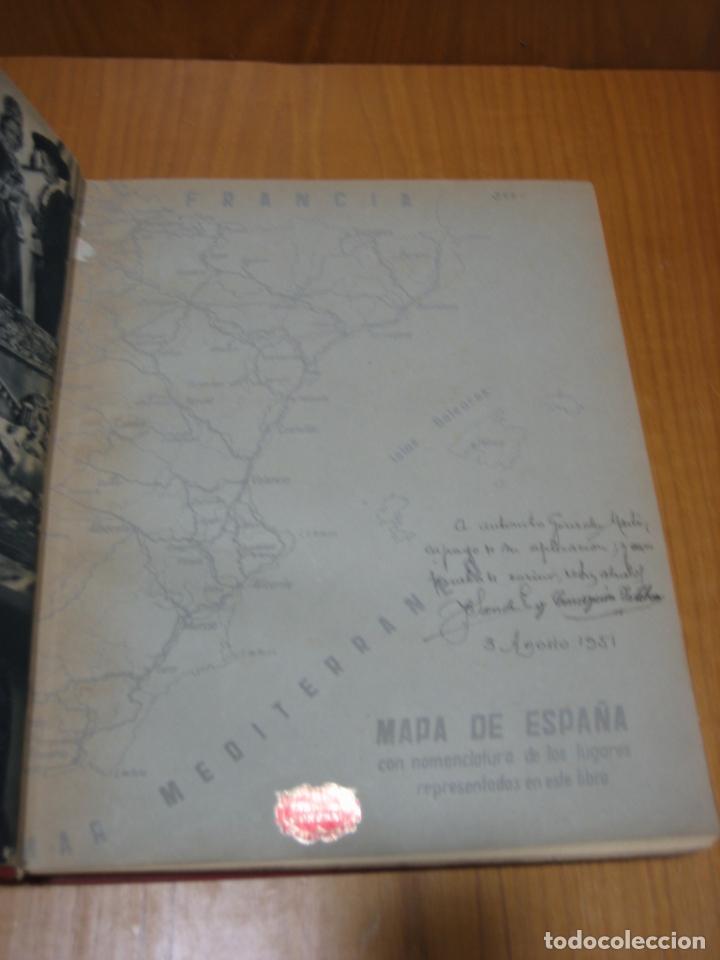 Libros antiguos: España pueblos y paisajes - Foto 5 - 179547676
