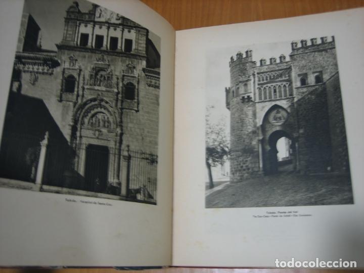 Libros antiguos: España pueblos y paisajes - Foto 10 - 179547676