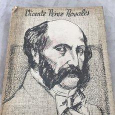 Libros antiguos: RECUERDOS DEL PASADO (1814-1860), VICENTE PEREZ ROSALES CHILE, EDITORIAL ZIG ZAG. Lote 180917526