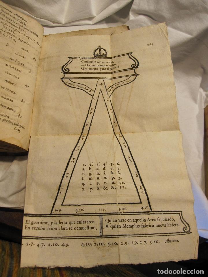 Libros antiguos: ROCABERTI, Joseph. CARLOS II. LAGRIMAS AMANTES DE LA EXCELENTISSIMA CIUDAD DE BARCELONA, 1701 - Foto 7 - 182082126