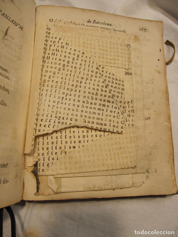 Libros antiguos: ROCABERTI, Joseph. CARLOS II. LAGRIMAS AMANTES DE LA EXCELENTISSIMA CIUDAD DE BARCELONA, 1701 - Foto 14 - 182082126