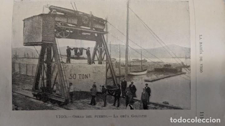 Libros antiguos: UN VERANO EN GALICIA - JUAN A.ALSINA - 1913 - ORIGINAL - Foto 3 - 182165577
