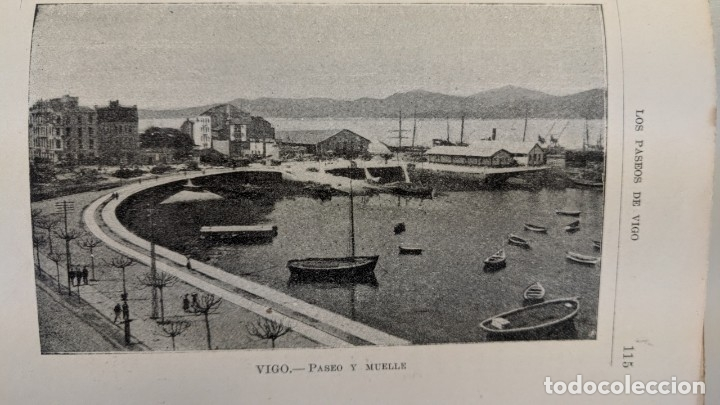 Libros antiguos: UN VERANO EN GALICIA - JUAN A.ALSINA - 1913 - ORIGINAL - Foto 4 - 182165577