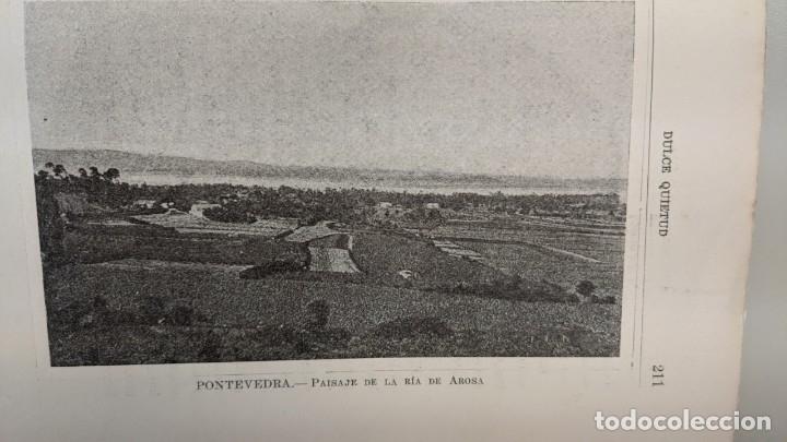 Libros antiguos: UN VERANO EN GALICIA - JUAN A.ALSINA - 1913 - ORIGINAL - Foto 5 - 182165577