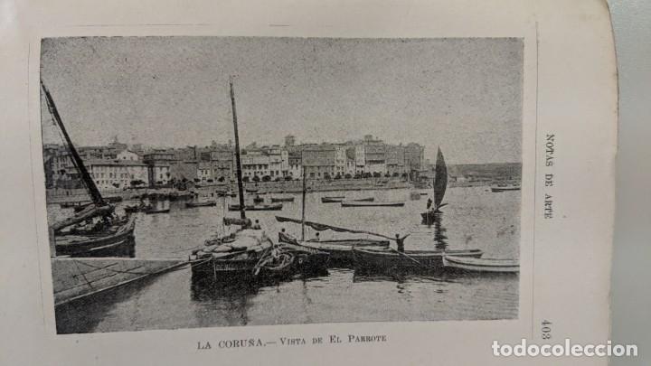 Libros antiguos: UN VERANO EN GALICIA - JUAN A.ALSINA - 1913 - ORIGINAL - Foto 6 - 182165577
