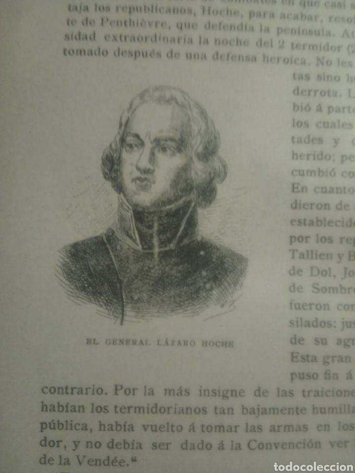 Libros antiguos: La Revolución Francesa, Alfredo Opiso - Foto 8 - 182680613
