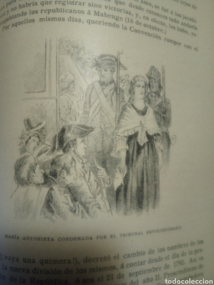 Libros antiguos: La Revolución Francesa, Alfredo Opiso - Foto 9 - 182680613
