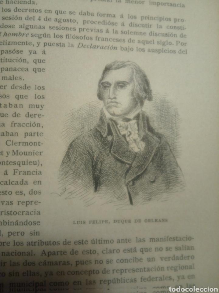 Libros antiguos: La Revolución Francesa, Alfredo Opiso - Foto 11 - 182680613