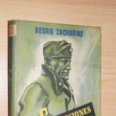 Libros antiguos: CONFESIONES DE MUSSOLINI. GEORG ZACHARIAE. Lote 182827091