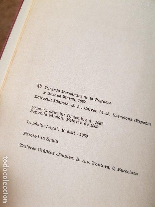 Libros antiguos: ESPAÑA NEUTRAL - RICARDO FERNÁNDEZ DE LA REGUERA Y SUSANA MARCH - 1967 - PLANETA - Foto 3 - 183256255
