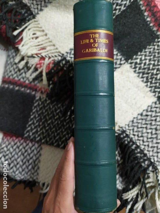 Libros antiguos: 1880. Historia de Garibaldi. Héroe y patriota italiano. - Foto 18 - 183630426