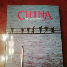 Libros antiguos: CHINA THE LONG MARCH. Lote 184015410