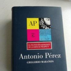 Libros antiguos: ANTONIO PÉREZ. Lote 184533736