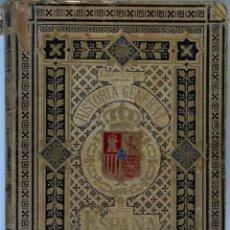 Libros antiguos: HISTORIA GENERAL DE ESPAÑA - MODESTO LAFUENTE - TOMO V - AÑO 1880 - MONTANER Y SIMÓN EDITORES. Lote 186042438