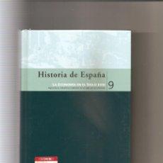 Libros antiguos: 66. LA ECONOMIA EN EL SIGLO XVIII. AGRICULTURA, INDUSTRIA Y COMERCIO .ROBERTO FERNANDEZ DIAZ. Lote 186097457