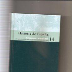 Libros antiguos: 71. EL REGENERACIONISMO BORBONICO Y LA CRISIS DEL PARLAMENTARISMO (1898-1923) ALFONSO XIII. Lote 186098502