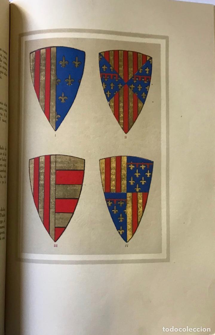 Libros antiguos: NOBILIARIO DE LA CORONA DE ARAGÓN. CASA REAL. Edición de 300 ejemplares. MIRALBELL CONDEMINAS - Foto 4 - 187155626